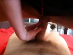 Fucking my sexy dark brown milf dirty slut wife in the butt aperture