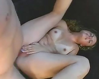 Just some other whiteguy fucking my milf dirty slut wife in the a-hole