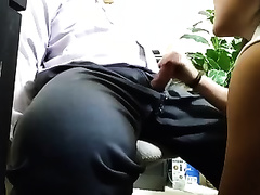 I have always been attracted to my boss and his rod tastes so worthwhile