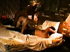 Black stud pokes my white milf wet crack in front of my cuckold spouse