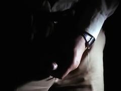 Sassy babe masturbating her moist snatch closeup sex clip