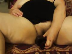 Granny Mexicana big beautiful woman has blowjob sex