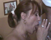 Married milf wont Fuck but that babe will Suck