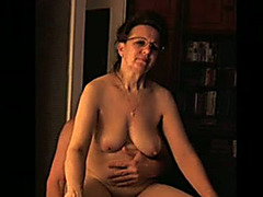 Here is my Russian older horny white wife who is used to sex on web camera
