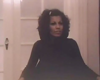 Hot slut gets her bushy cookie fingered in retro sex video