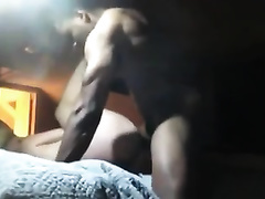 My paramour eats my rectal hole and lets me drill her snatch with my BBC