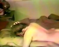 My vintage dilettante swinger session with my friend's BBC slut