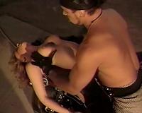 Compilation movie of 2 lustful couples having hardcore sex