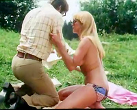 Freaky shy stud got attacked by hawt like fire sexually excited blondie on recent air