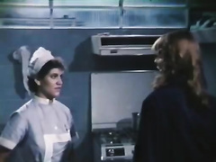 Kinky gynecologist passionately eats hirsute cum-hole of blonde head bitch