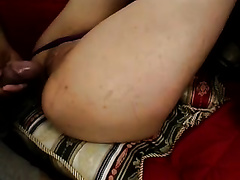 Lovely Indian playgirl with gorgeous ass drilled by 2 studs