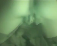 Watch me fucking my wife's fantastic slit and taut dark hole