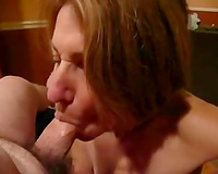 My neighbor's hotwife asks me to fuck her hard from the back