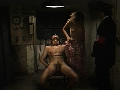 Stunning Italian doxy receives nailed well by a lewd guy from military forces
