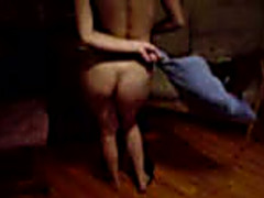Lascivious Arab dirty slut wife is dancing naked in front of the camera