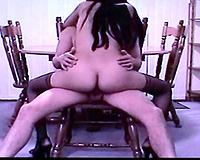 Filipina Mistress Jane Rides Huge Cock