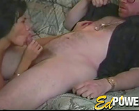 Amateur Asian floozy enjoys shaggy white pecker