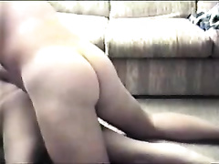 Fucking my friend's unfaithful amateur wife in the ass in front of a camera