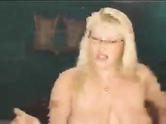 My four eyed slutwife with large milk sacks looks hot smokin'