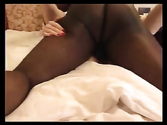 My white milf neighbour invites me for sex in front of her spouse