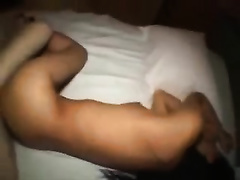 Watch me pounding my Asian GF's unshaved pussy in homemade episode