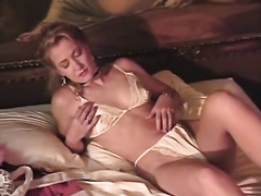 Masturbation is the solely way this hawt maid can relax