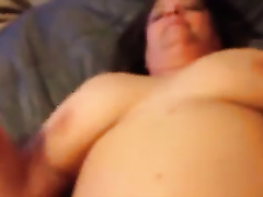 POV episode with me fucking my corpulent wife's cookie in the missionary pose