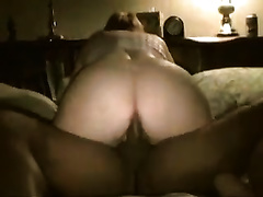 White wife is totally pleasured with riding a BBC