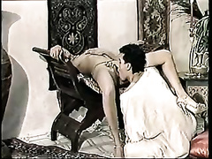 Kinky and vicious playgirl loved to receive her snatch drilled hard