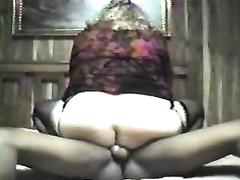 Fat gazoo older woman actually likes my large dark shlong