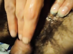 Closeup fun of me and the mother I'd like to fuck Married slut foreplaying