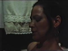 Sensual lesbo sex act featuring 2 hawt MILFs