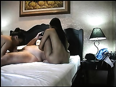 My sexy and juvenile girlfriend films me fucking some other doxy