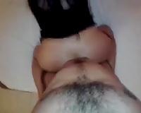 Bareback doggyfuck with bootylicious Latina prostitute
