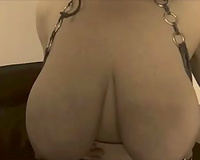 You get to see real big milf love melons of my freaky Married slut