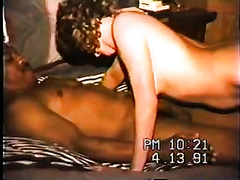 My old cuckold fetish movie scene with my black cock sluts and 2 chaps