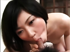 Giving head to my Japanese boyfriend whilst he records me on POV tape