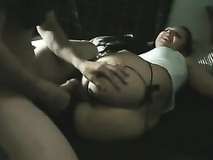 My girlfriend is trying anal for the very first time