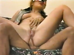 White hawt Married slut can't live without hardcore sex with large bushy guy