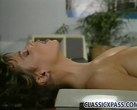 Filthy and lewd doxy acquires drilled and the chap fucks black horny white wife
