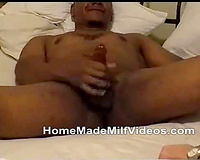 Black fellow bonks bawdy cleft of pleasing black cock sluts