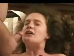Horny broad acquires it on with several men to satisfy her hungry love tunnel