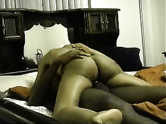 My dark buddy can not stop fucking this outstanding Latina