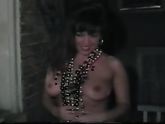 Girlfriend of my ally receives drunk and undress dances exposing her tits