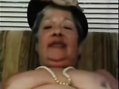 She is easily one of the naughtiest grannies I have ever seen on the web