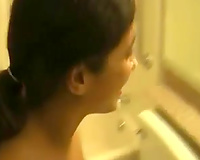 My sexual looking cheating wife sucks my dick greedily until she receives a facial