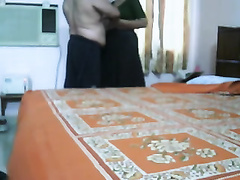 Obese Indian woman acquires ready to fuck with her hubby
