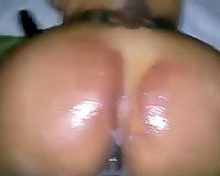 Anal sex is the superlatively good with an experienced and bootylicious shemale