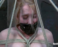 Salacious nympho acquires brutally punished for her bad behavior