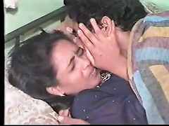 Kinky Indian babe receives screwed in missionary position